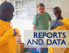 Reports and Data - Health-Related Research and Development Progress Report